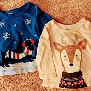 2 Cute Christmas Time Outfits